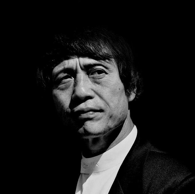 Tadao Ando headshot